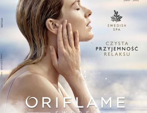 Zawsze aktualny katalog Oriflame online