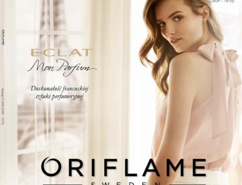 Następny katalog Oriflame 14/2018