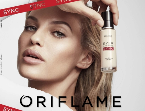 Następny katalog Oriflame 04/2020