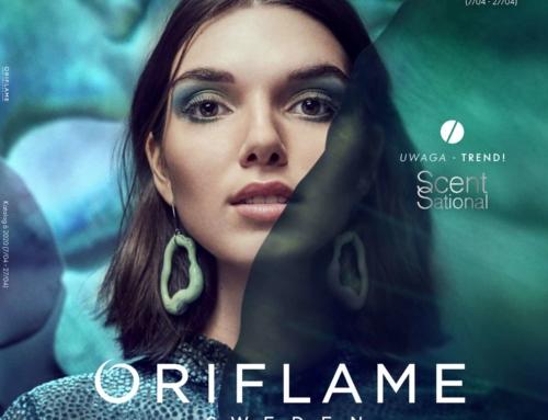 Następny katalog Oriflame 06/2020