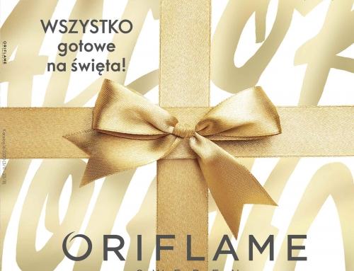 Następny katalog Oriflame 16/2020