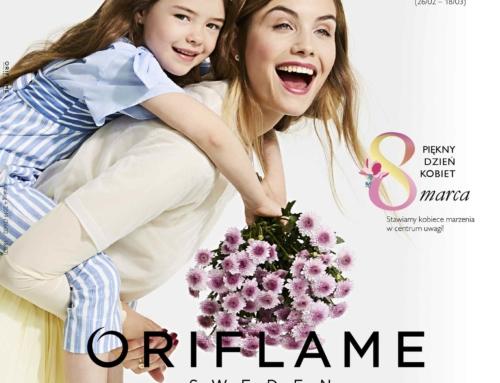 Następny katalog Oriflame 4/2019