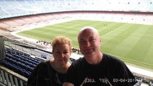 zwiedzanie barcelony indywidualnie FC barcelona stadion