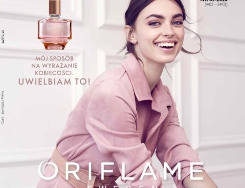 Następny katalog Oriflame 03/2020