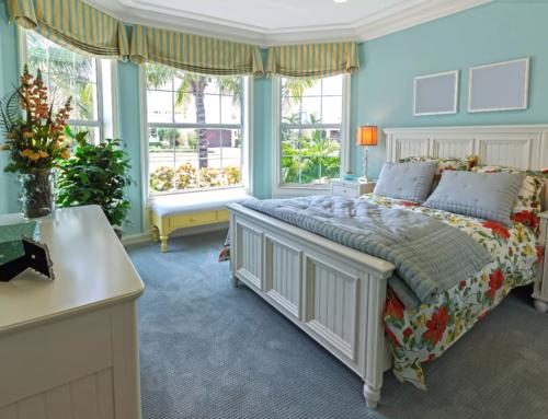 Dekorowanie sypialni